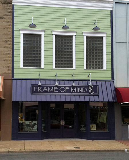 Frame of Mind, Camden AR